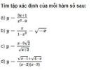 Bài 9 trang 46 SGK Đại số 10 nâng cao