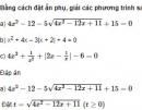 Bài 27 trang 85 SGK Đại số 10 nâng cao
