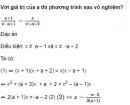 Bài 29 trang 85 SGK Đại số 10 nâng cao