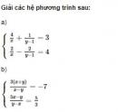 Bài 32 trang 93 SGK Đại số 10 nâng cao
