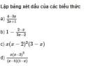Bài 32 trang 126 SGK Đại số 10 nâng cao