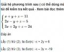 Bài 34 trang 94 SGK Đại số 10 nâng cao