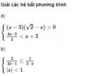 Bài 35 trang 126 SGK Đại số 10 nâng cao