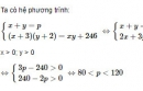 Bài 38 trang 97 SGK Đại số 10 nâng cao