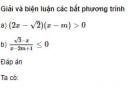 Bài 38 trang 127 SGK Đại số 10 nâng cao