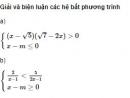 Bài 41 trang 127 SGK Đại số 10 nâng cao