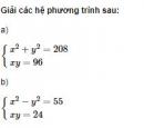 Bài 48 trang 100 SGK Đại số 10 nâng cao