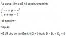 Bài 52 trang 101 SGK Đại số 10 nâng cao