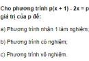 Bài 55 trang 101 SGK Đại số 10 nâng cao