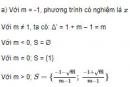 Bài 57 trang 101 SGK Đại số 10 nâng cao
