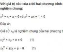 Bài 58 trang 102 SGK Đại số 10 nâng cao