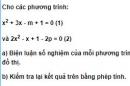 Bài 59 trang 102 SGK Đại số 10 nâng cao