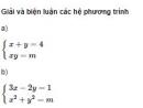 Bài 62 trang 102 SGK Đại số 10 nâng cao