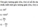 Bài 9 trang 191 SGK Đại số 10 Nâng cao