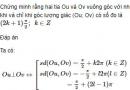 Bài 11 trang 191 SGK Đại số 10 Nâng cao