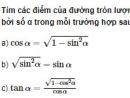 Bài 15 trang 200 SGK Đại số 10 Nâng cao