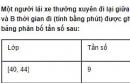 Bài 19 trang 181 SGK Đại số 10 Nâng cao
