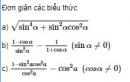 Bài 19 trang 200 SGK Đại số 10 Nâng cao