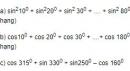 Bài 26 trang 205 SGK Đại số 10 Nâng cao