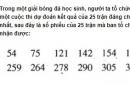 Bài 3 trang 168 SGK Đại số 10 Nâng cao