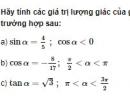 Bài 32 trang 206 SGK Đại số 10 Nâng cao