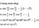 Bài 42 trang 214 SGK Đại số 10 Nâng cao