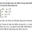 Bài 47 trang 135 SGK Đại số 10 nâng cao