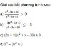 Bài 54 trang 145 SGK Đại số 10 nâng cao