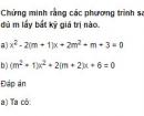 Bài 58 trang 136 SGK Đại số 10 nâng cao