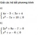 Bài 62 trang 136 SGK Đại số 10 nâng cao