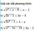 Bài 67 trang 151 SGK Đại số 10 nâng cao