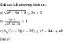 Bài 72 trang 154 SGK Đại số 10 nâng cao