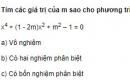 Bài 74 trang 154 SGK Đại số 10 nâng cao