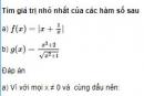 Bài 78 trang 155 SGK Đại số 10 nâng cao