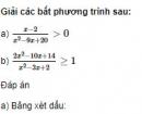 Bài 82 trang 155 SGK Đại số 10 nâng cao