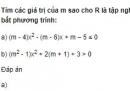Bài 83 trang 156 SGK Đại số 10 nâng cao