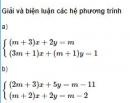 Bài 11 trang 222 SGK Đại số 10 Nâng cao
