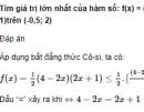 Bài 15 trang 222 SGK Đại số 10 Nâng cao
