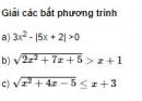 Bài 18 trang 223 SGK Đại số 10 Nâng cao
