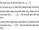 Bài 4 trang 221 SGK Đại số 10 Nâng cao
