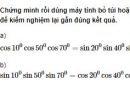 Bài 47 trang 215 SGK Đại số 10 Nâng cao