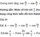 Bài 48 trang 215 SGK Đại số 10 Nâng cao