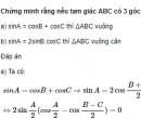 Bài 50 trang 215 SGK Đại số 10 Nâng cao