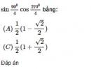 Bài 64 trang 219 SGK Đại số 10 Nâng cao
