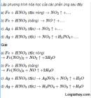 Câu 2 trang 55 SGK Hóa học 11 Nâng cao