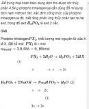 Câu 5 trang 62 SGK Hóa học 11 Nâng cao