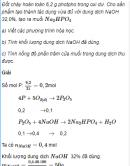 Câu 6 trang 62 SGK Hóa học 11 Nâng cao