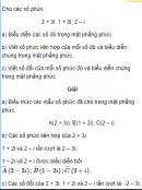 Bài 1 trang 189 SGK Đại số và Giải tích 12 Nâng cao