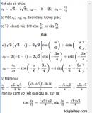 Bài 40 trang 209 SGK  giải tích 12 nâng cao