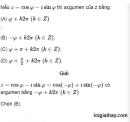 Bài 53 trang 211 SGK giải tích 12 nâng cao